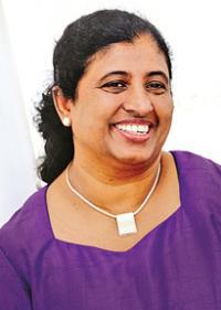Mrs. Namalie Siyambalapitiya